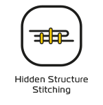hidden structure stitching