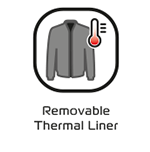 thermal liner icon