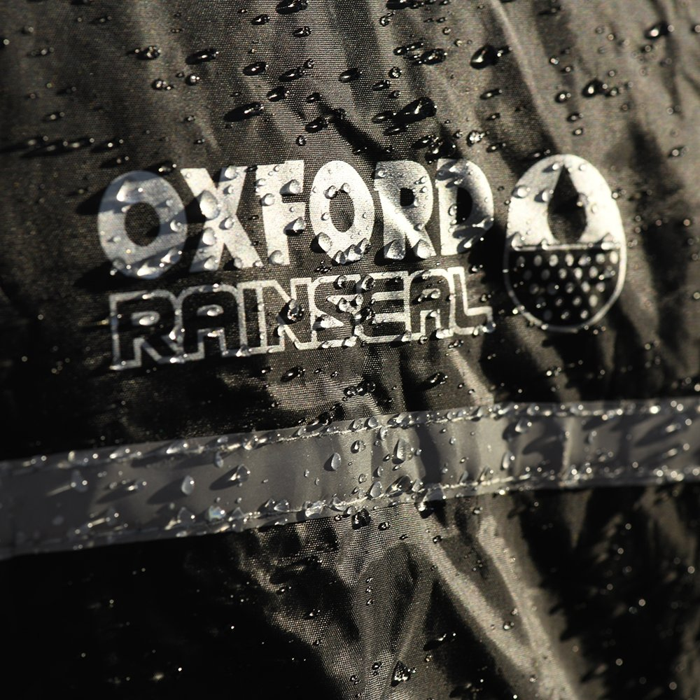 rainseal-black-close-wet Rainseal Oversuit