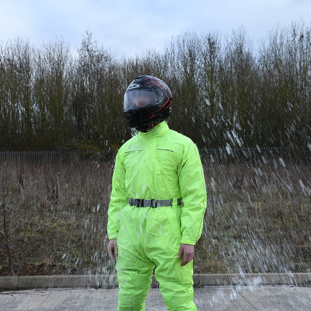 rainseal-fluo-front-wet Rainseal Oversuit