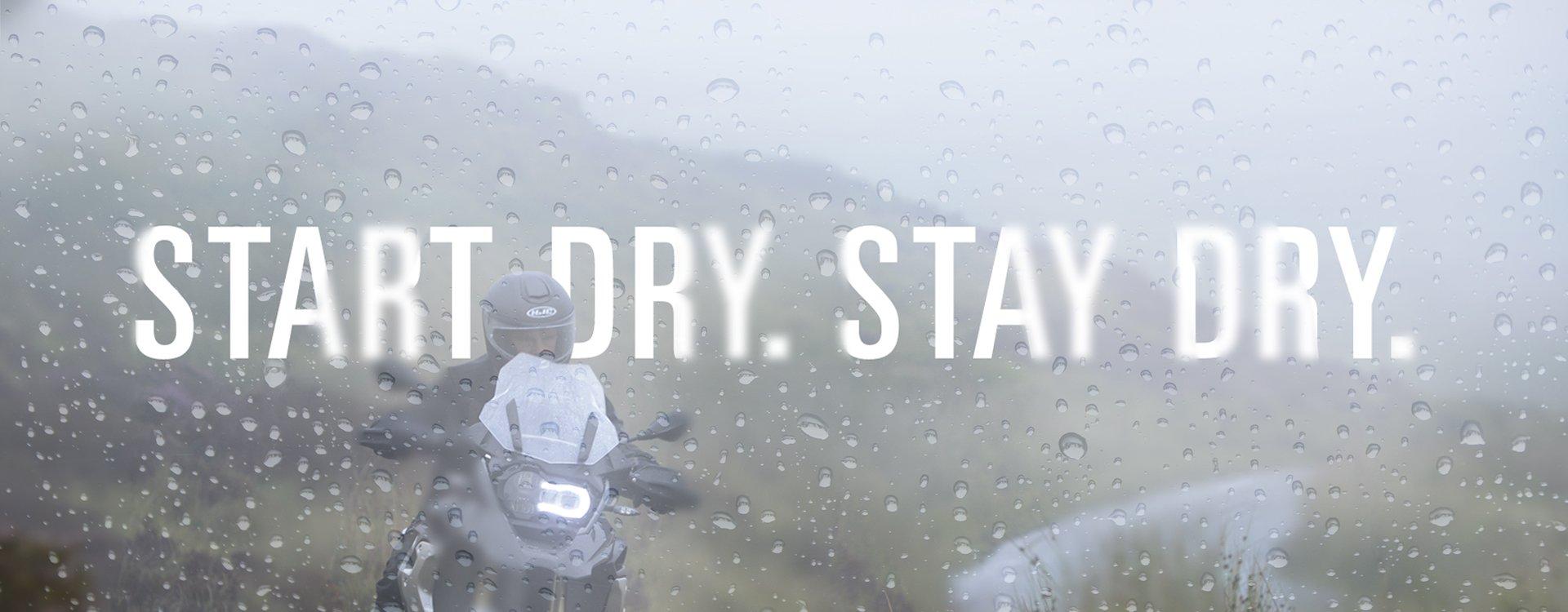 D2D-Banner Dry2Dry™