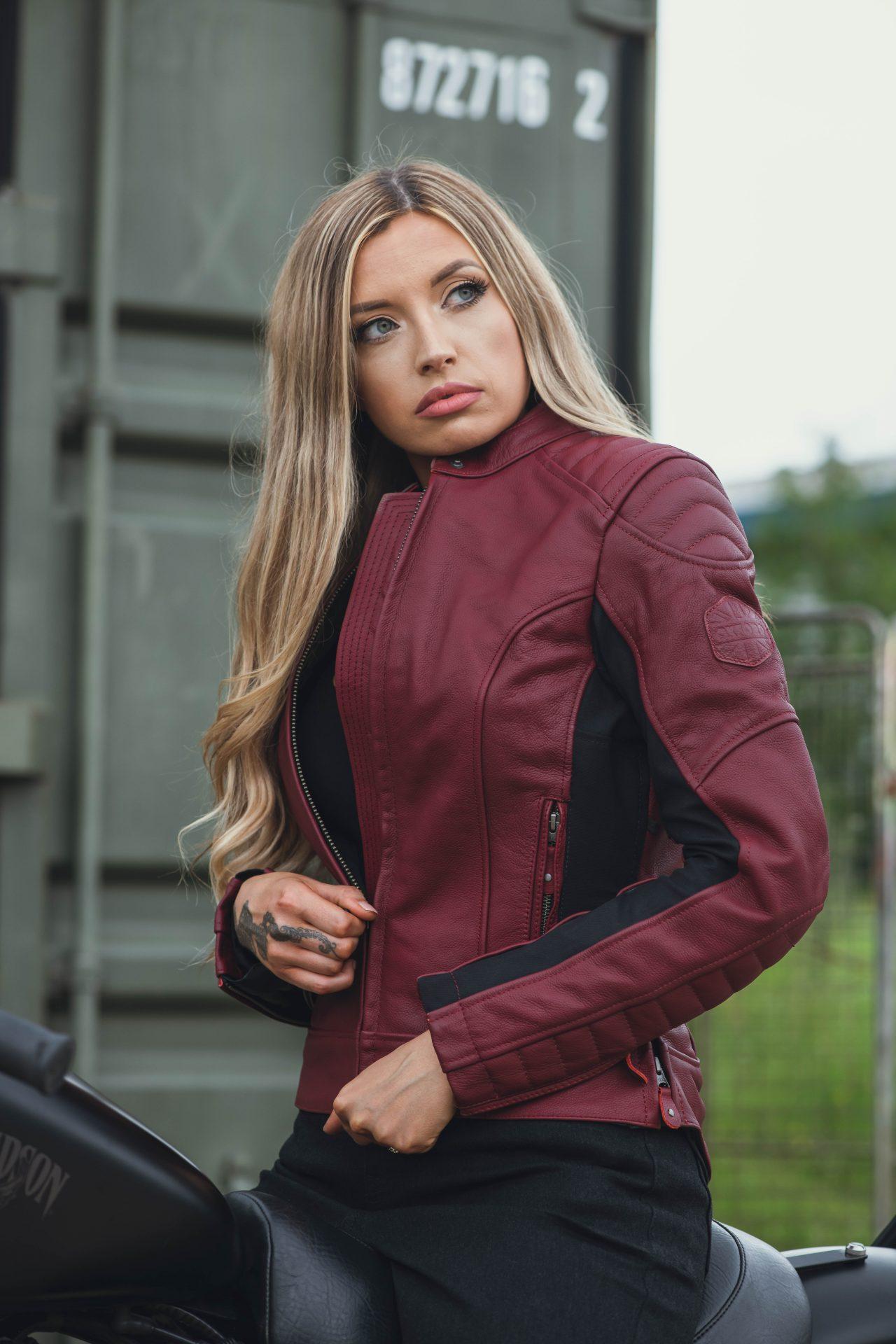 OA-jeggings-BlackBeckley13-scaled Women's Beckley Leather Jacket