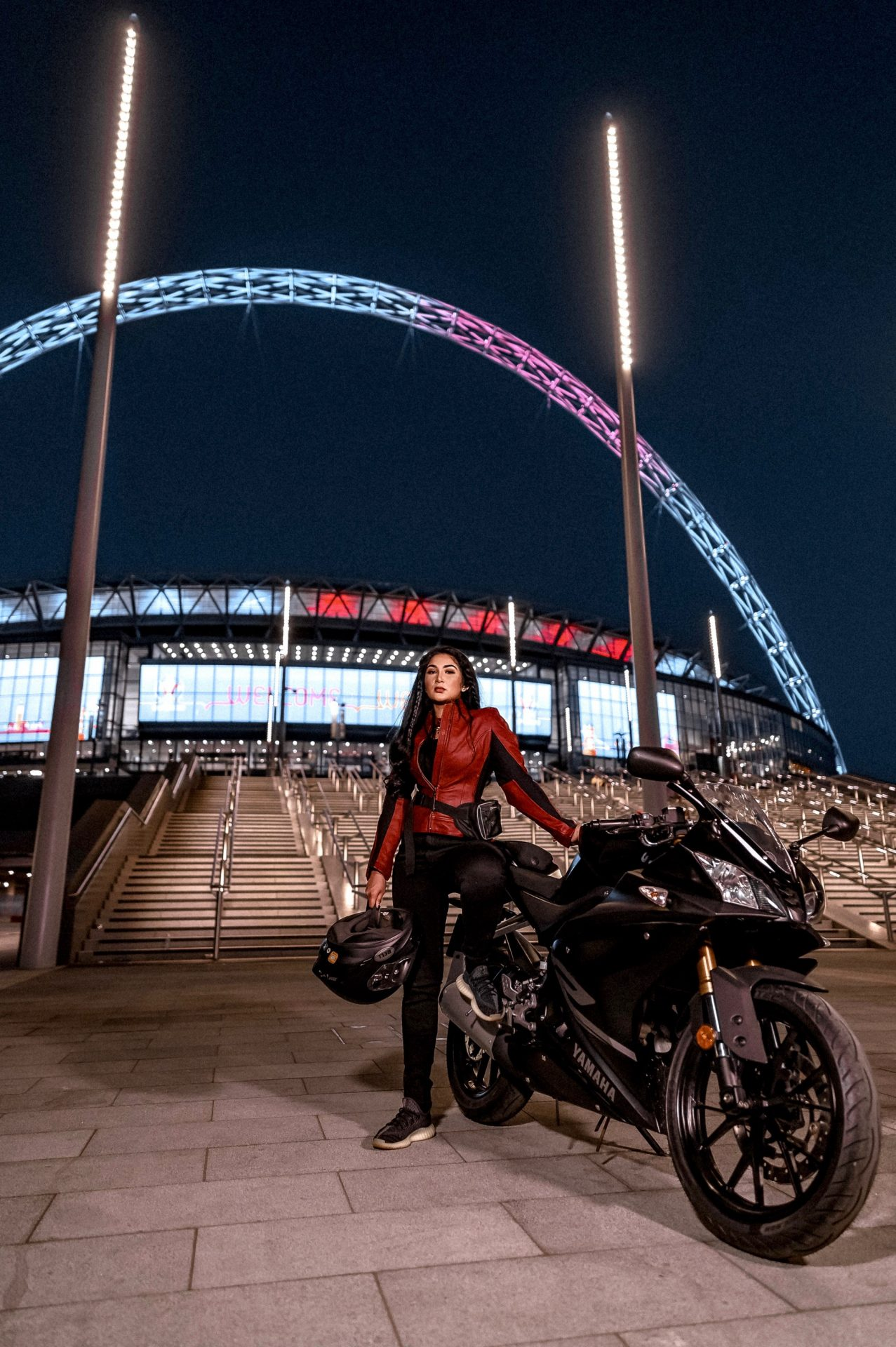 Wembley-scaled Women's Beckley Leather Jacket