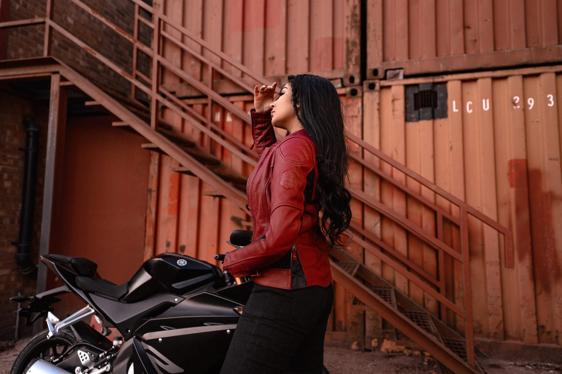 beck-2-scaled Women's Beckley Leather Jacket