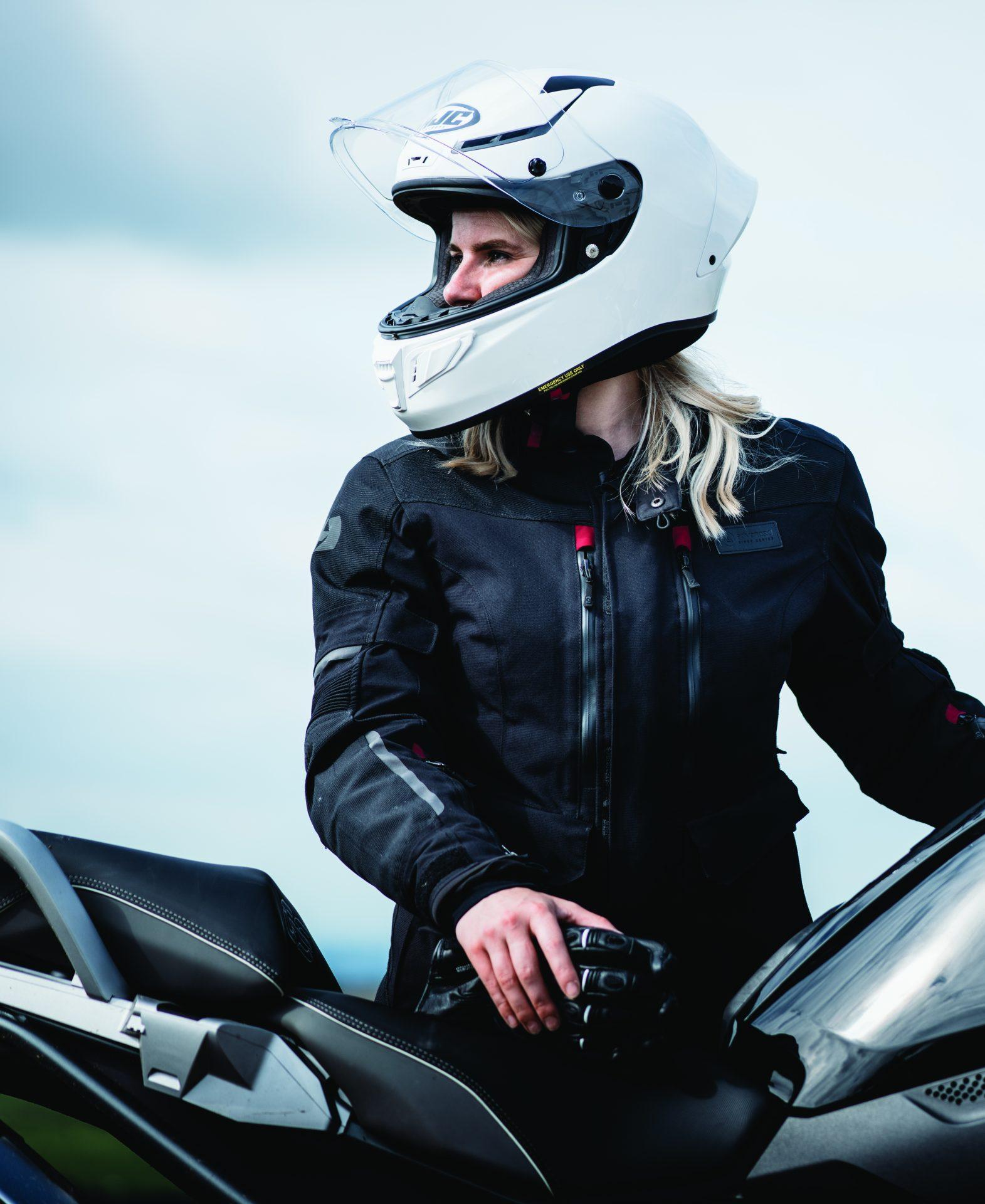 Mondial-kate-cover-shot-copy-scaled Women's Mondial Laminate Jacket